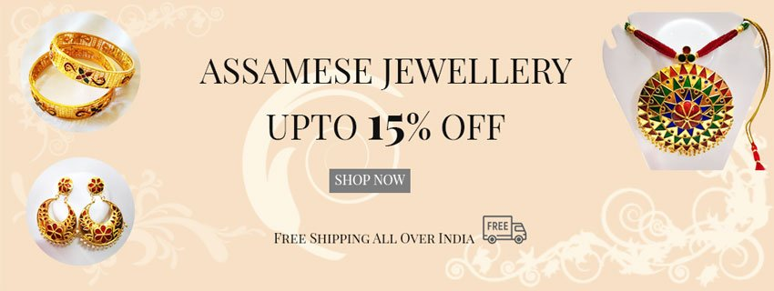 Assamese Jewellery Festive Season Discount