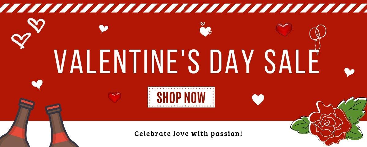Getkraft Valentine's Day Sale