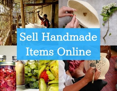 Sell Handmade Items Online India